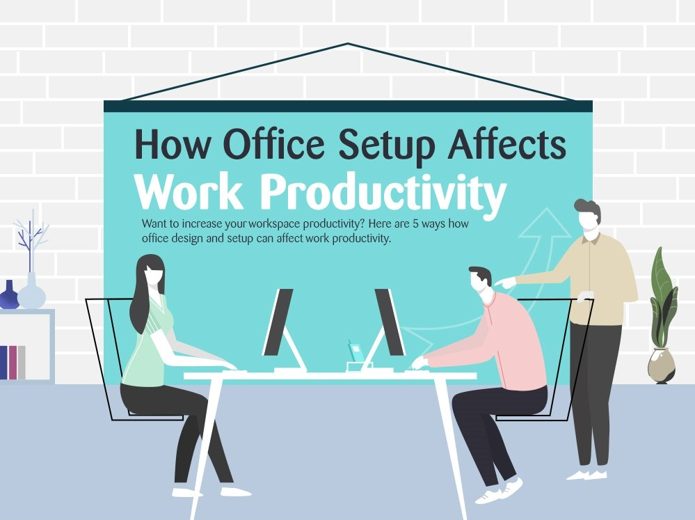 5 Ways Office Setup Affects Work Productivity